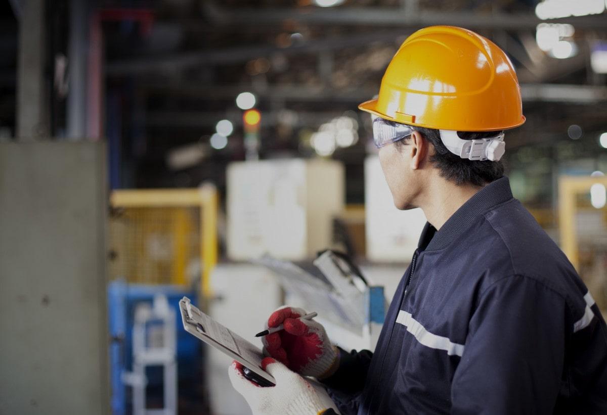 Warehouse Machinery Inspection