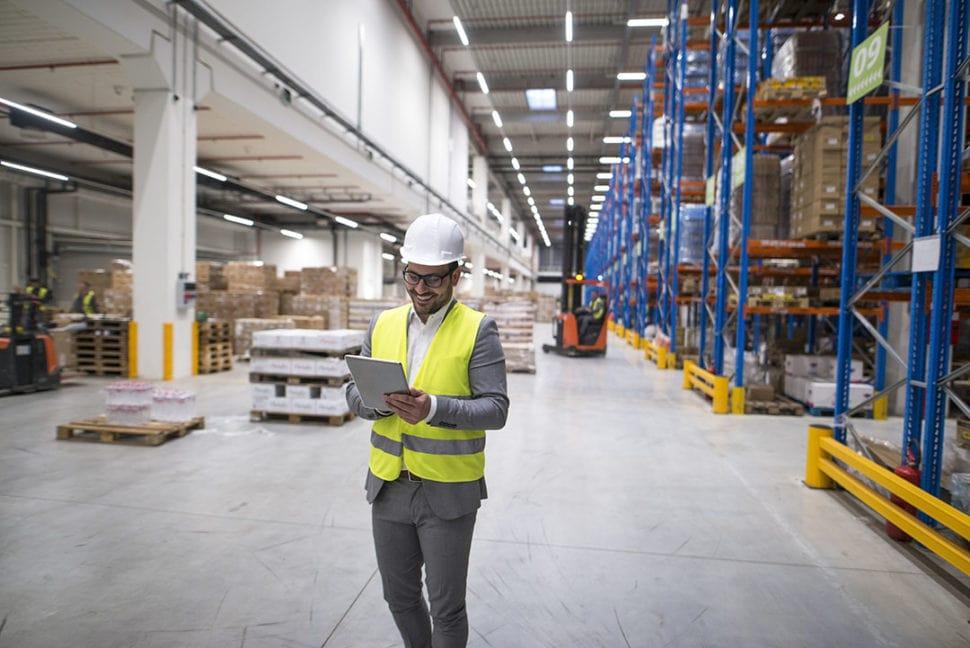 Warehouse Floor Safety Checks