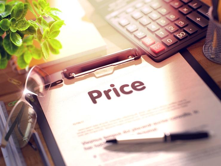 Set Price List