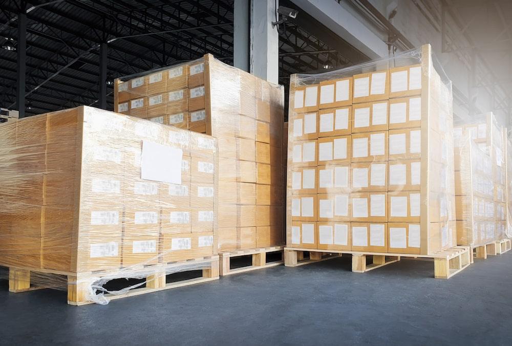 Pallet Packing Patterns