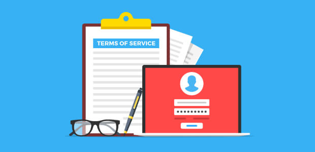 Finding Terms of Service