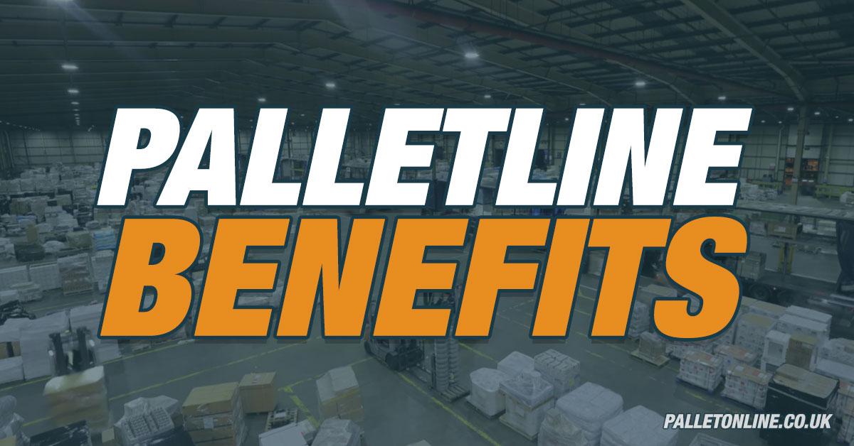 Benefits of the Palletline Network