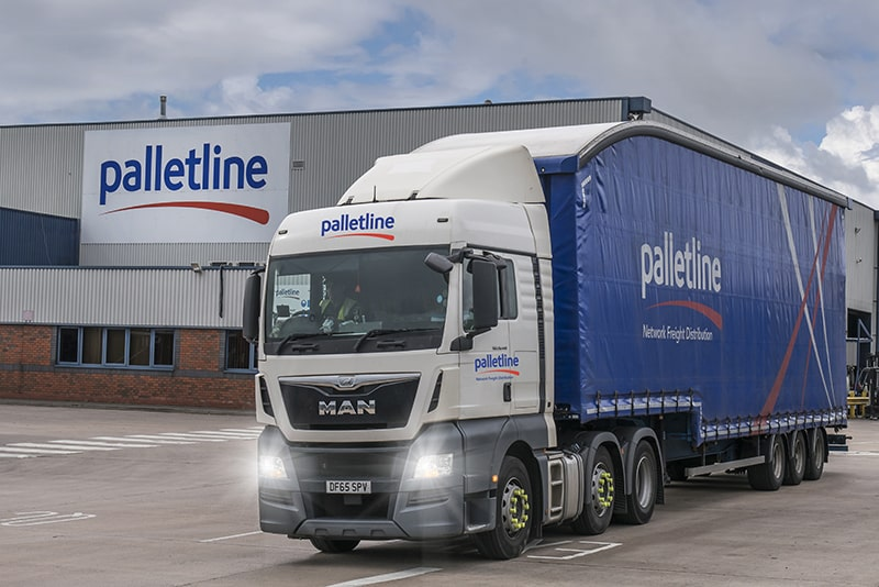About Pallet Delivery Drivers