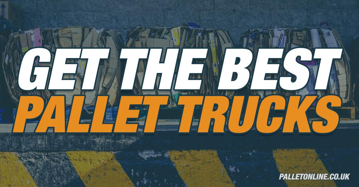 Choosing the Best Hand Pallet Truck