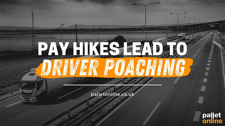 Pay Hikes Lead to Driver Poaching