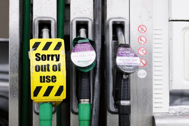 Petrol and Diesel Dying Out