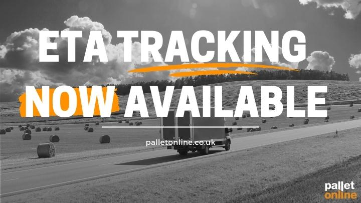 ETA Tracking Now Available