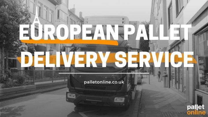 European Pallet Delivery Service