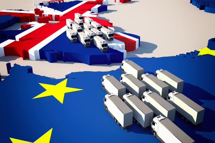 Brexit Impact on HGV Drivers