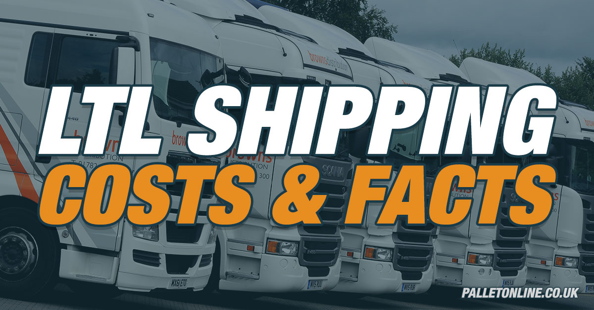 LTL Shipping Costs & Facts