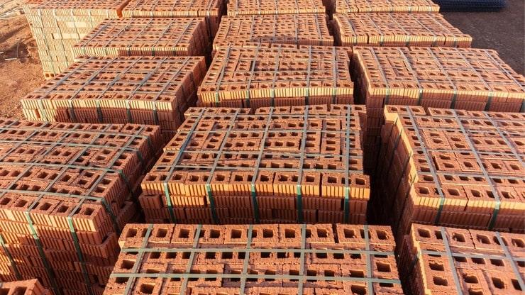 Pallet Of Bricks