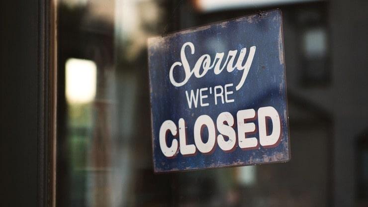 Sorry, We're Closed - Nobody Onsite