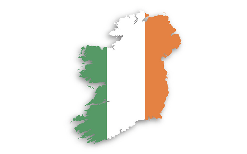 Republic Of Ireland Pallet Delivery