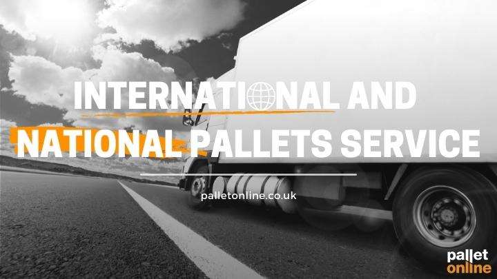 International and National Pallets Service