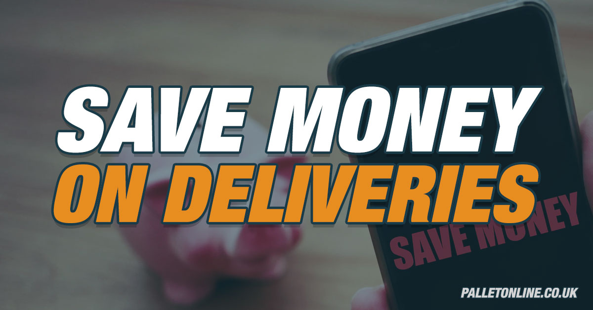 Tips for Saving Money on Pallet Deliveries