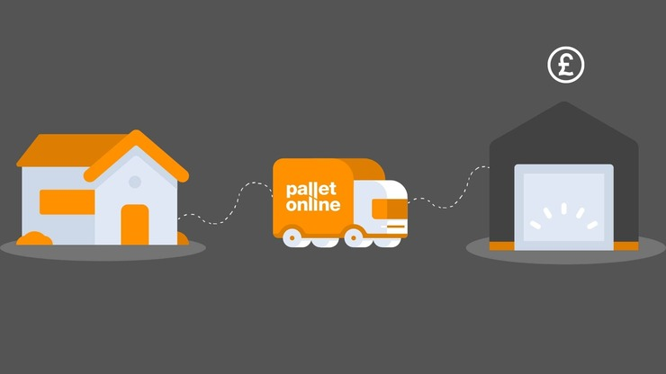 Shipping Via Pallet Courier More Cost-Effective