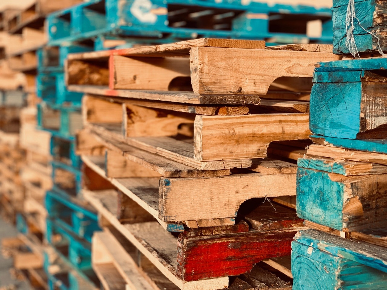 New And Used Pallets
