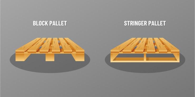 Stringer Vs Block Pallets