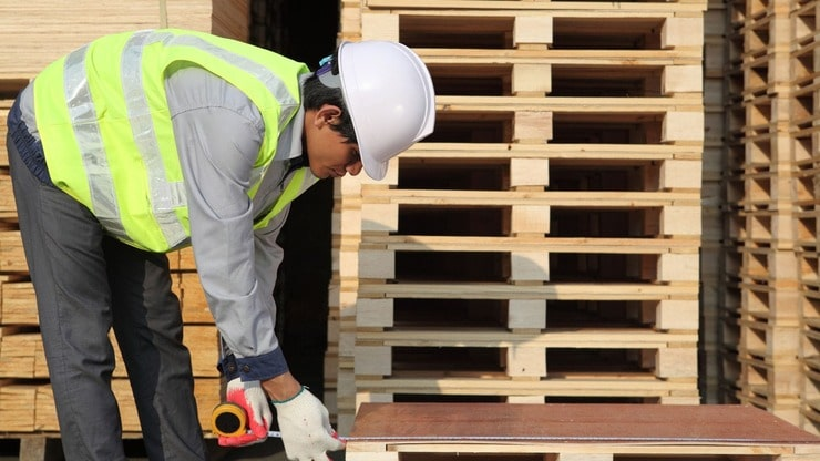 How Pallet Size Is Measured